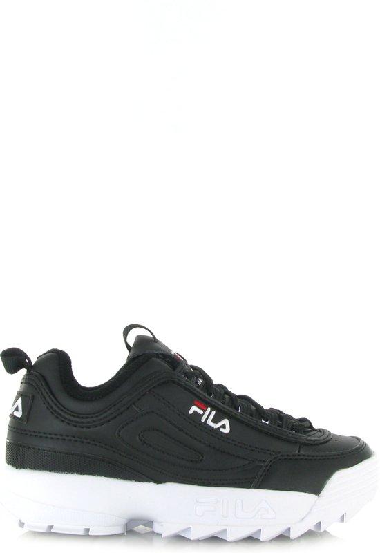 Fila Dames Fila Disruptor Sneakers Black Disruptor 5wIIxrvqP