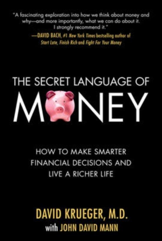 The Secret Language of Money