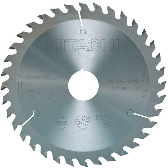 Hitachi Cirkelzaagblad voor hout  160x20mm 48t752408