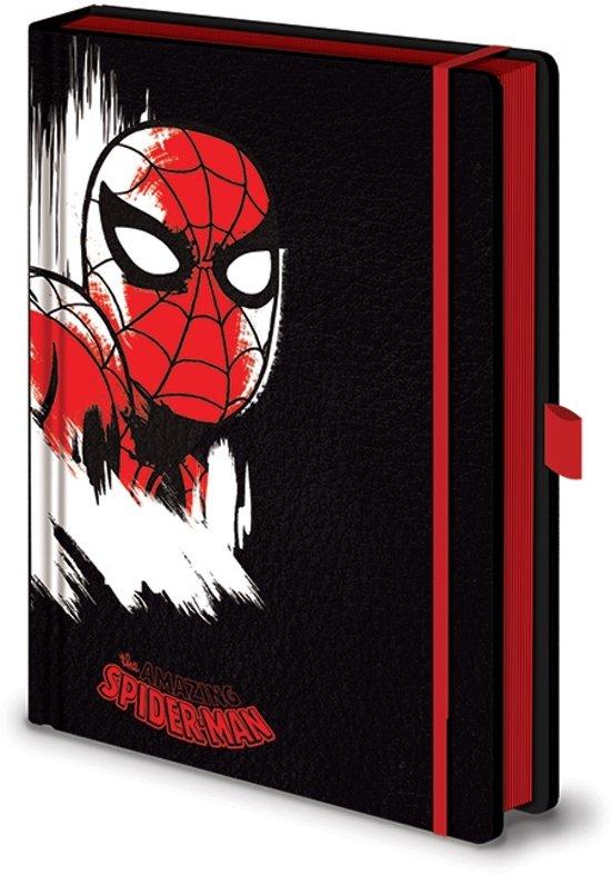 Marvel Retro Spider-Man Mono A5 Premium Notitieboek