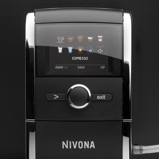 Nivona NICR841 Café Romatica Volautomatische Espressomachine