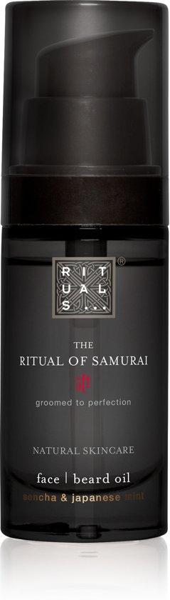 RITUALS The Ritual of Samurai Baardolie