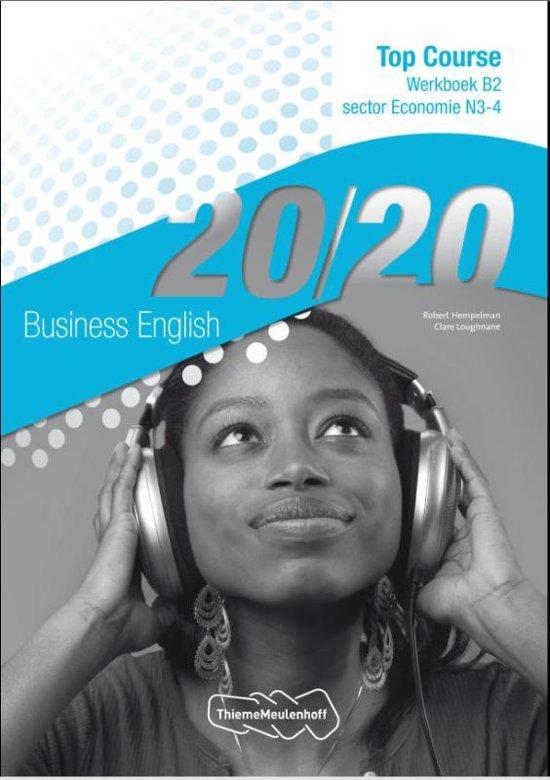 20 20 Business English Economie N3 4 Werkboek B2