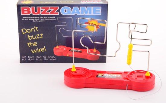 Afbeelding van het spel Don t buzz the wire game