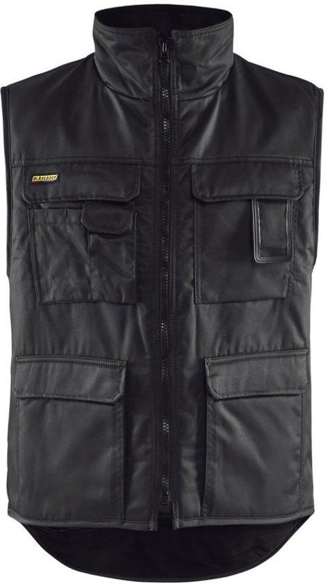 1900 Blåkläder L Bodywarmer Zwart Maat 3801 FJu1c3KlT