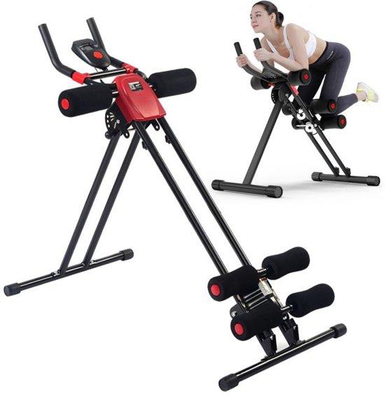 Smart Ab Waist Core Trainer - Fitness Buikspier Apparaat Workout Stimulatie Trainingsapparaat