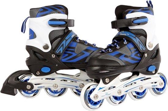 b6ae2aa3884 Skates Blauw 39-42 - Skates Jongens Verstelbaar