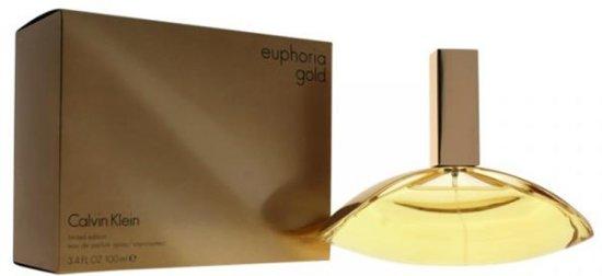 Calvin Klein Euphoria Gold woman - Eau de parfum - 100 ml