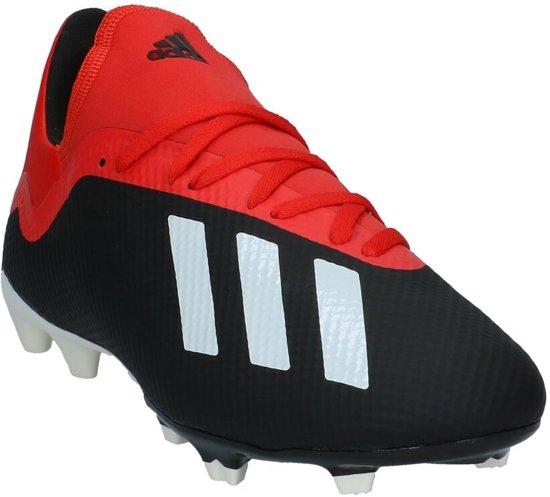 Adidas Adidas X 18.3 FG zwart heren voetbalschoenen