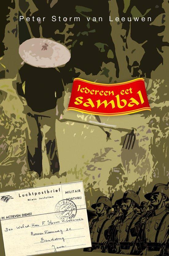 Iedereen eet sambal