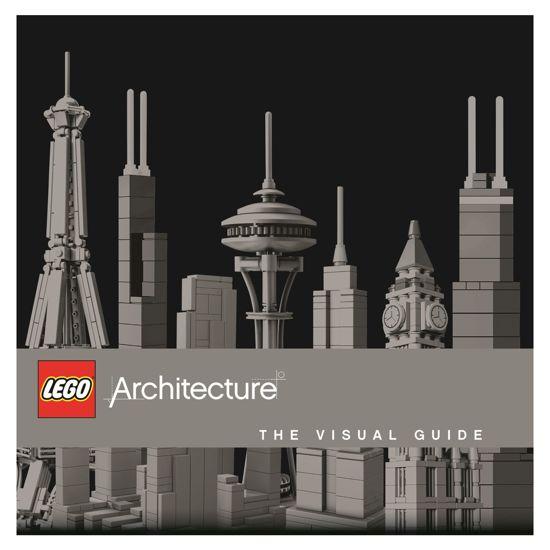 Boek cover Lego Architecture the Visual Guide van Kindersley Dorling (Hardcover)