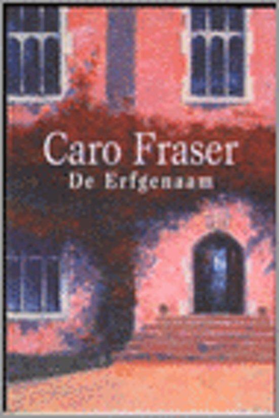 De Erfgenaam - Caro Fraser  