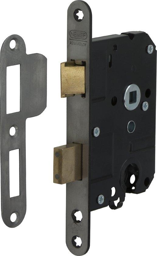 slot op bestaande deur beveiliging