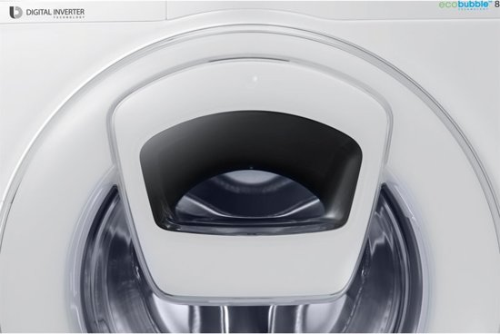 Samsung WW81K5400WW - AddWash - Wasmachine