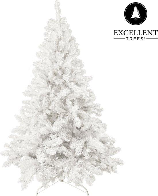 witte kerstboom excellent trees stavanger white 120 cm luxe uitvoering