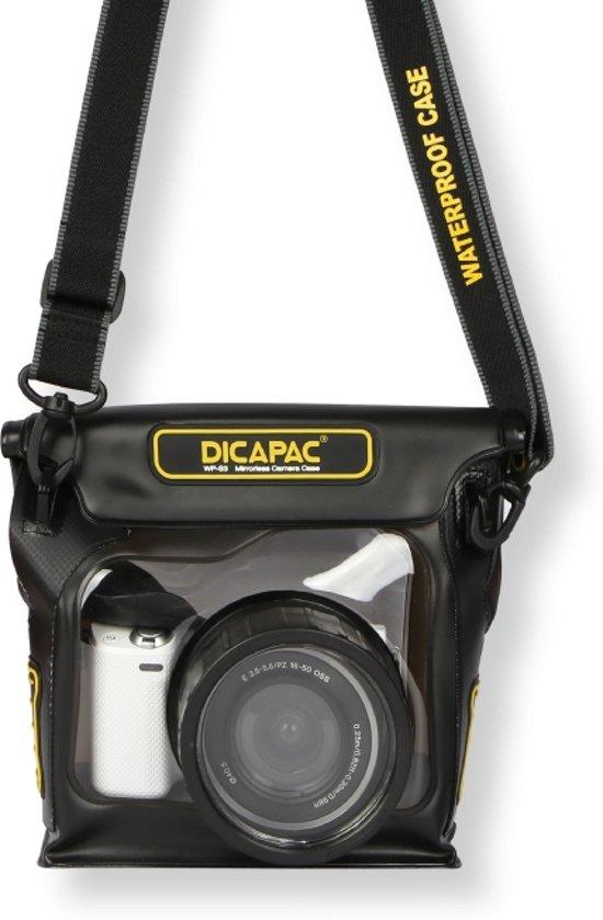 DiCAPac WP-S3 - Onderwaterbehuizing