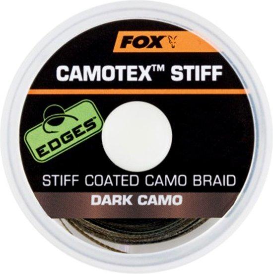 Fox Camotex Soft | Onderlijnmateriaal | Dark Camo | 20lb