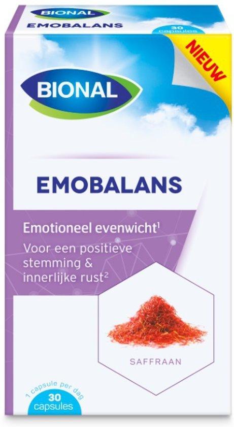 Bional emobalans capsules 30 st