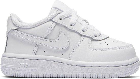 98fa0615eba bol.com | Nike - Air Force 1 - Kinderen - maat 18.5