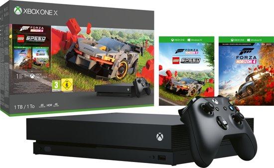 Xbox One X Console 1 TB + Forza Horizon 4 LEGO Speed Champions