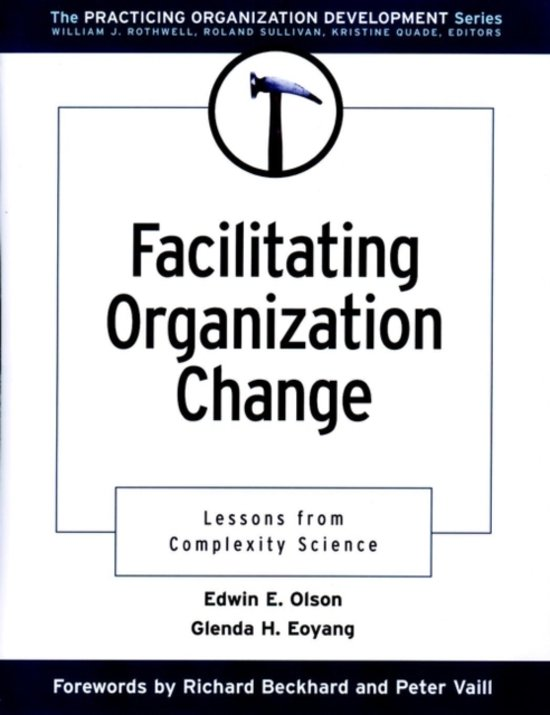 facilitating organizational change in an admissions 6 accountable--held responsible by other entities for the role of facilitating change within the organization critical thinking questions.