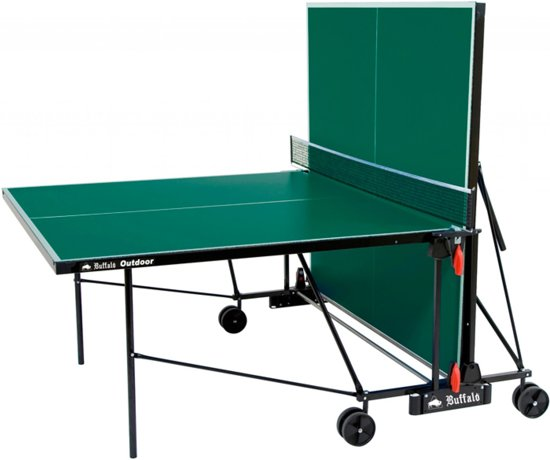 Buffalo Tafeltennistafel Outdoor Green Top