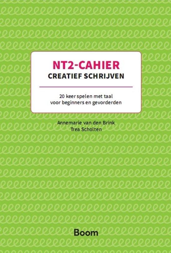 Populair bol.com | NT2 - Creatief schrijven | 9789024408887 | Annemarie van #ZW07