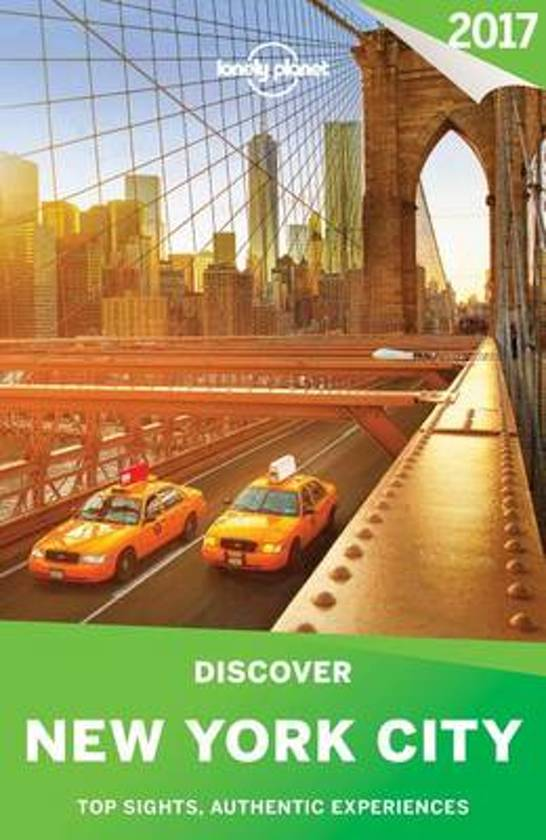 Lonely Planet Discover New York City 2017