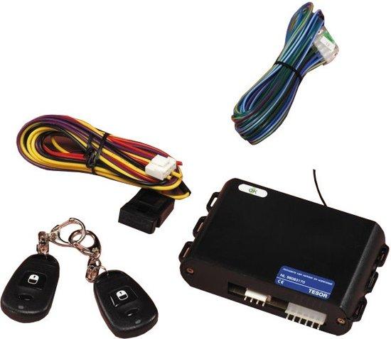 AutoStyle Universele afstandsbediening set t.b.v. originele centrale deurvergrendeling systemen