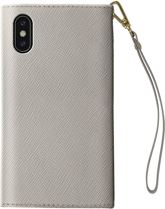 lowest price aff47 3cc17 iDeal of Sweden iPhone X | Xs Mayfair Clutch Light Grey