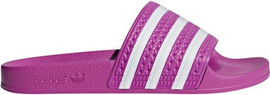 99e87ee6f61 bol.com | adidas Adilette slipper Slippers - Maat 38 - Vrouwen ...