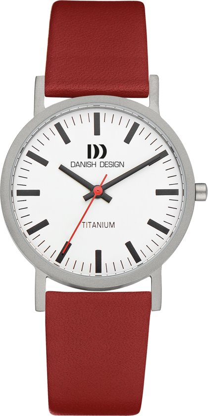 Danish Design 199 Titanium Horloge