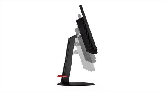 Lenovo ThinkCentre Tiny-in-One 22 21.5'' Full HD LED Mat Flat Zwart computer monitor