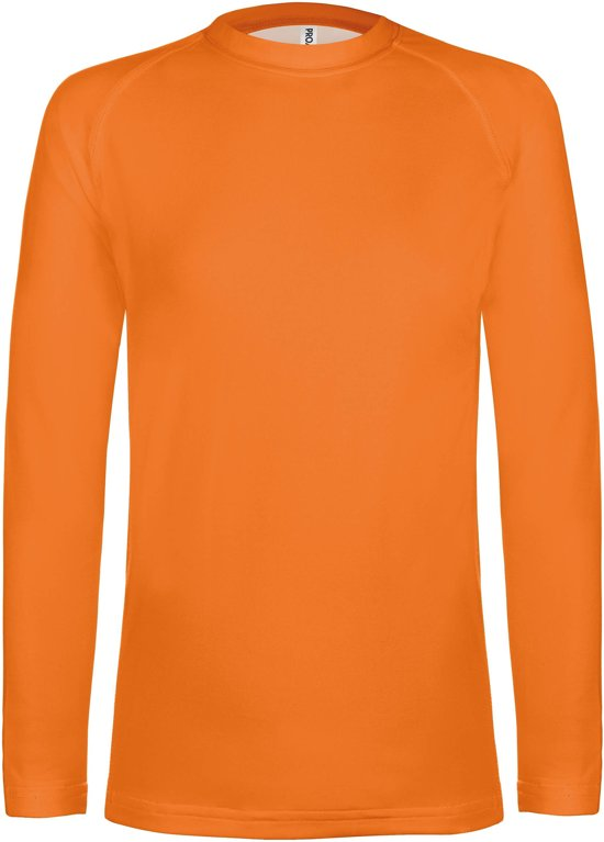 Proact Thermoshirt - Voetbalshirt - Volwassenen - Maat M - Oranje