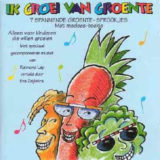 Ik Groei Van Groente