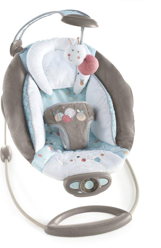 Automatische Schommel Baby.Bol Com Bright Starts Ingenuity Hybridrive Automatische Wipstoel