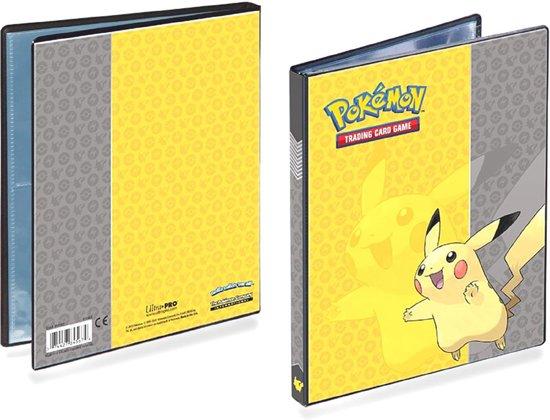 Afbeelding van het spel Pokemon verzamelmap 4-pocket Pikachu