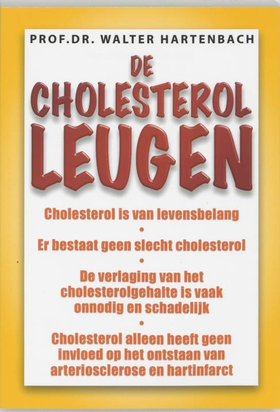 boek over cholesterol