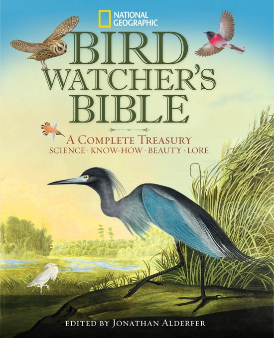 Bolcom National Geographic Bird Watchers Bible 9781426209642