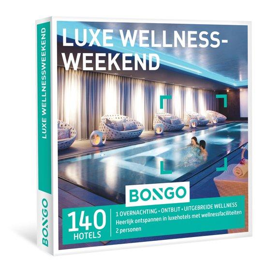 BONGO - Luxe Wellnessweekend  - Cadeaubon