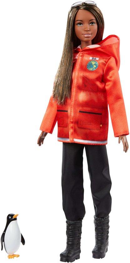 Barbie National Geographic Zeebioloog Op De Noordpool - Barbiepop