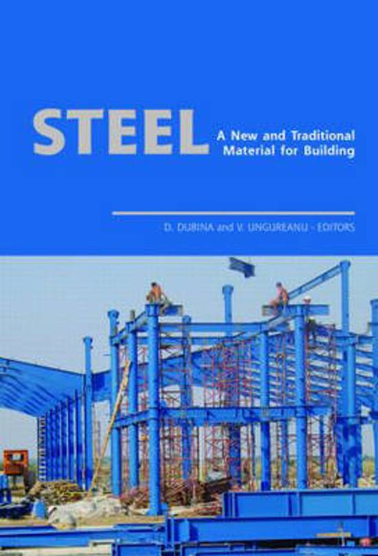 Steel - A New and Traditional Material for Building