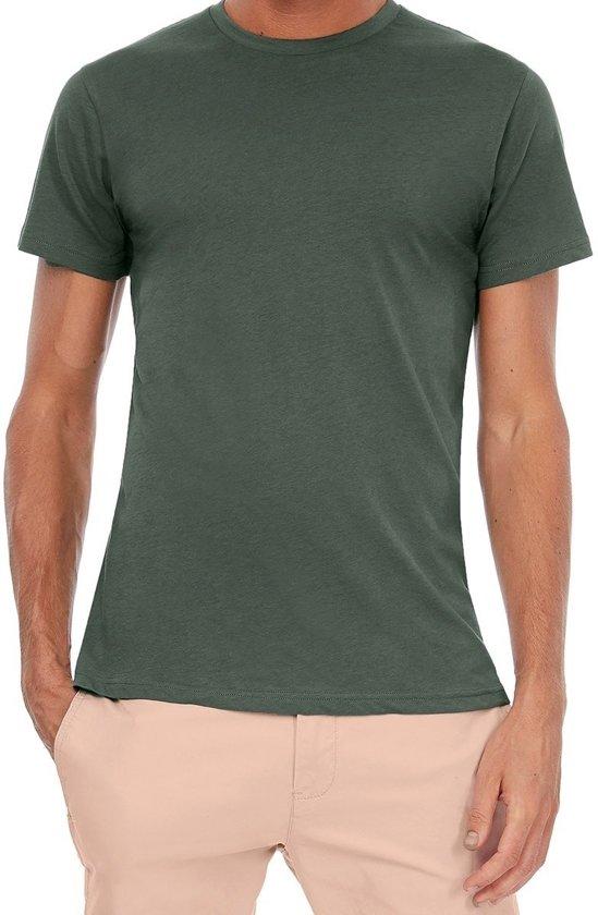 T Xl Katoen Kleur 5 Zalm Senvi Basic Pack Rozebiologisch ShirtMaat 0wnOkP