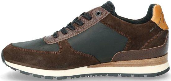 41 Heren Maat Pme Spartan Sneakers Bruin SddTXw
