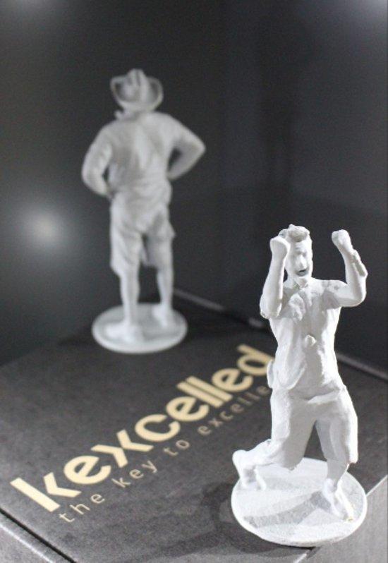 kexcelled-PLA-1.75mm-mat zwart/matte black-1000g(1kg)-3d printing filament