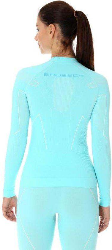 ThermoshirtThermokleding M Met Innergy BrubeckDames Nilit® Lichtblauw UpSzMVGq