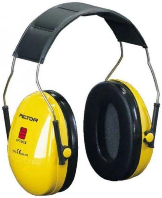 Oorkappen 3M Peltor Optime I H510A, met hoofdband