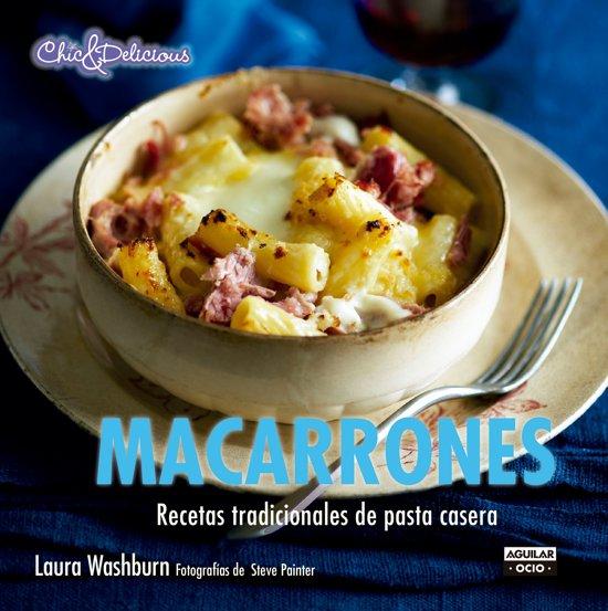Boek cover Macarrones van Laura Washburn (Onbekend)