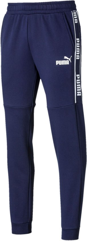 PUMA Amplified FL Sweat Heren Joggingbroek - Peacoat