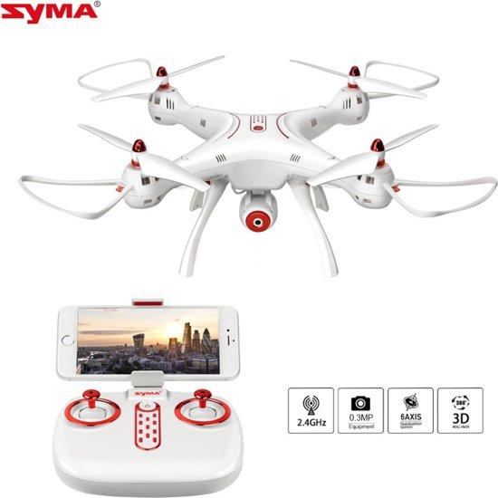 Syma X8SW FPV 720P HD Camera - 2.4G - Altitude Hold